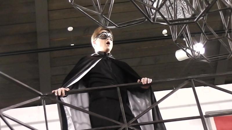 Ария Мистера Икс из оперетты И Кальмана Принцесса цирка Исполняет Евгений Чернядьев