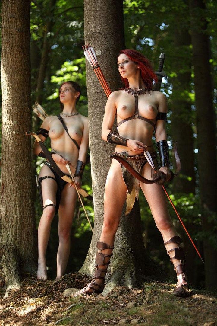 смотреть голые амазонки фото