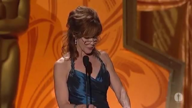 2011 Governors Awards- Linda Blair on Dick Smith.