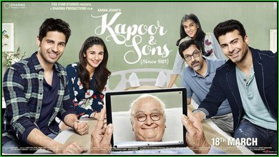 kapoor and sons Torrent