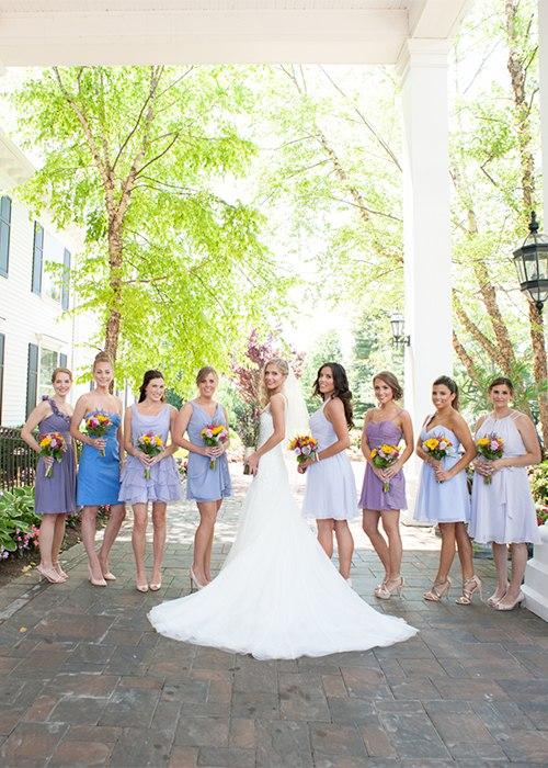 TyU7jF VxM8 - Платья подружек невесты: новая тенденция в моде