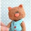Крошки в ладошках от NUTIK / тедди handmade