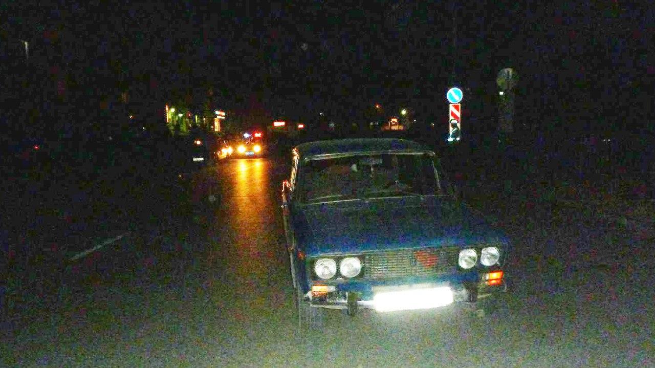 В Таганроге водитель «шестерки» сбил таксиста
