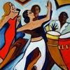 Salsa-party в Циферблате