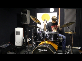 Chevelle-Letter from a thief (drum cover)