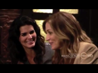 Rizzoli Isles - When You Say Nothing At All
