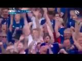 Комментатор и победа Исландии