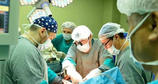 Якутские трансплантологи провели вторую операцию по пересадке кадаверных (трупных) органов