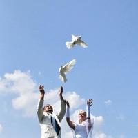 Запуск голубей в Курске.Филиал РРКС✔