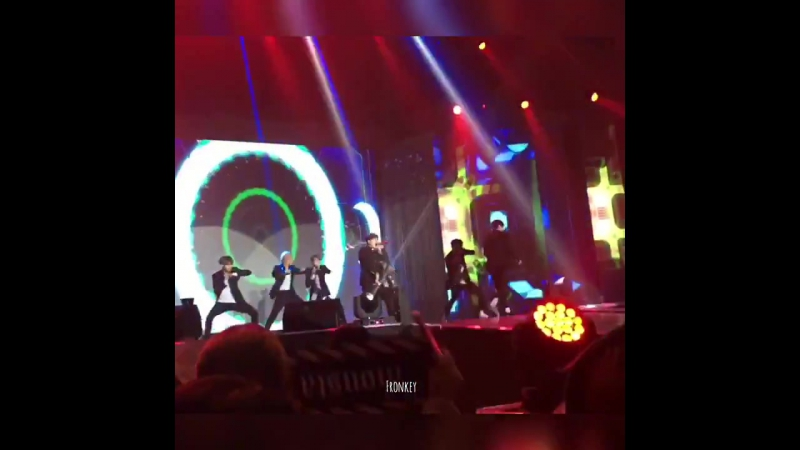 [FC|VK][06.12.2016] Monsta X - Fighter @ KBS Cheer For South Korea Concert