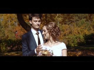 Wedding day Roman and Olga