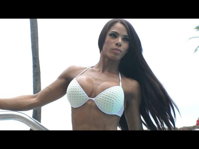 IFBB Bikini Pro Yarishna Ayala: Puerto Rico Photo Shoot with J.M.Manion