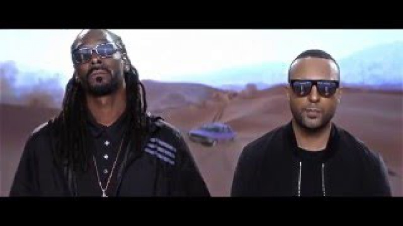 ARASH feat. SNOOP DOGG - OMG (Official video)