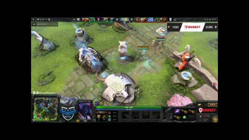 Virtus.Pro vs Ad Finem, Game 2 - Global Grand Masters