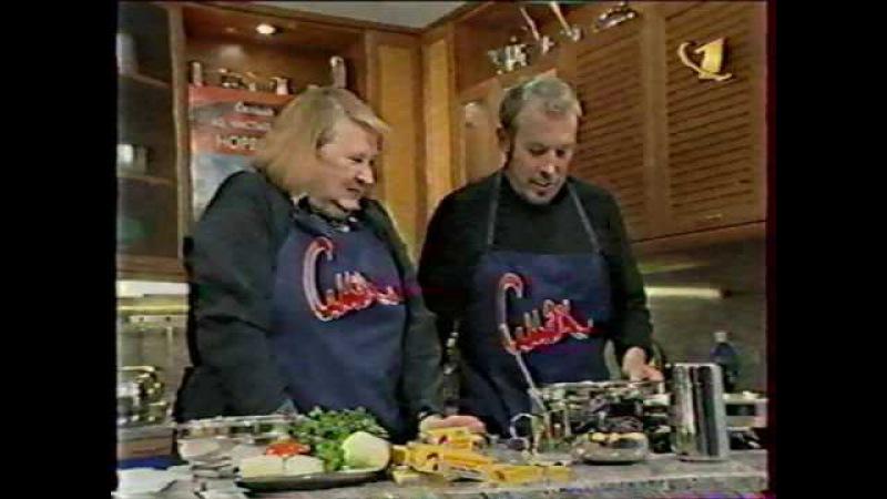 Смак (ОРТ, 1999) Людмила Иванова и Татьяна Ларина
