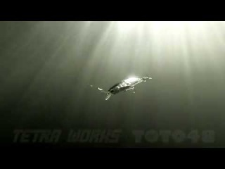 DUO`s Lures in Motion #32: Tetra Works Toto 48