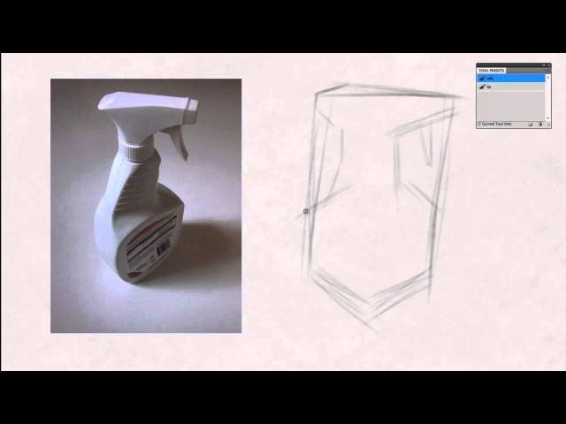 7. CtrlPaint - Рисование контуров, Ч 2 (Традиционная графика)