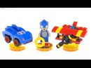 LEGO Dimensions Sonic the Hedgehog Level Pack toys review!