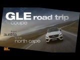 #mbPolarSun Pt.4 with the GLE 400, 450 and 63 AMG Coup