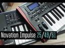 Novation Impulse 49 25 61 Обзор