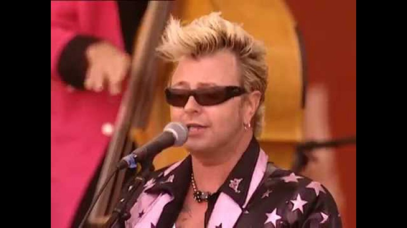 Brian Setzer Orchestra - Hoodoo Voodoo Doll - 7/25/1999 - Woodstock 99 East Stage (Official)