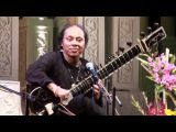 Nishat Khan &amp Zakir Hussain in Calcutta - Part 1