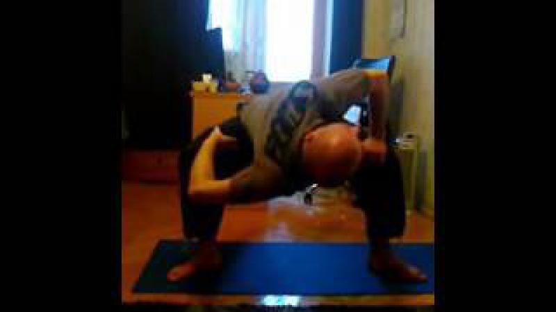 Упражнение для шейного отдела позвоночника Алексей Маматов