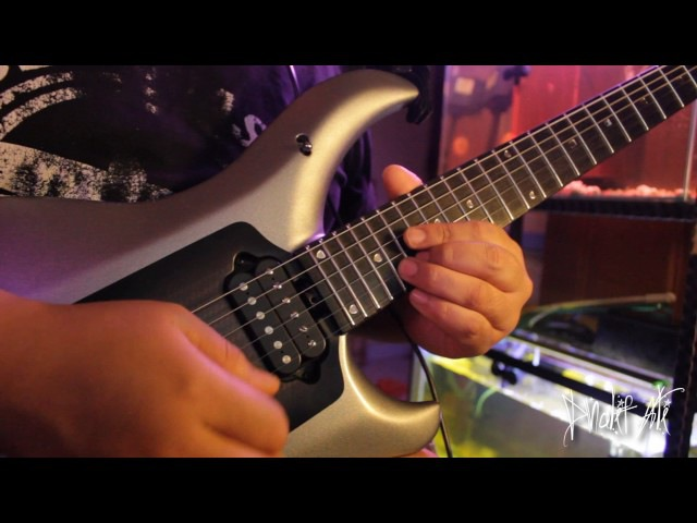 Cmaj Amin Pop Rock Ballad Backing Track Playthrough