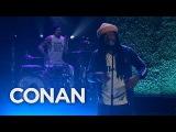 D.R.A.M. Featuring Travis Barker Broccoli 102516  - CONAN on TBS