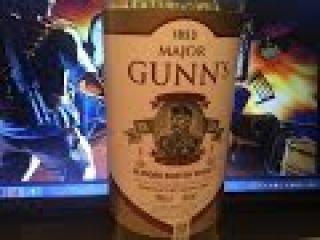 Виски Майор Ганс (Major Gunns). Дегустация