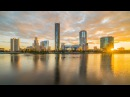 Ekaterinburg 2016 Hyperlapse (Timelapse in motion)