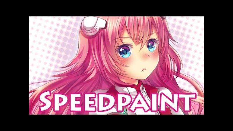 【Speedpaint】 Commission: Julis Riessfeld