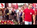 Марш в честь освобождения Молдовы от румыно - фашистской оккупации!