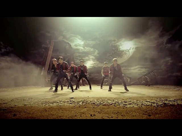 【MV】B.A.P「 What The Hell」- fmv