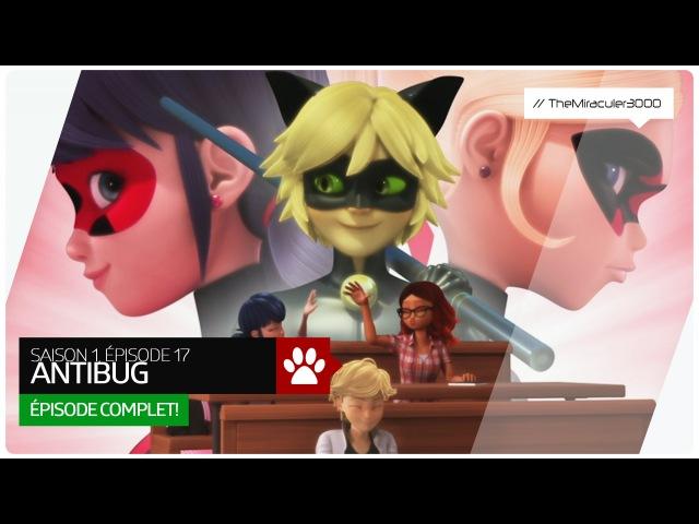 Miraculous: Les Aventures de Ladybug et Chat Noir - Saison 1, Épisode 17 - Antibug