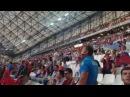 Тысячи фанатов поют «Катюшу» перед матчем Россия — Англия