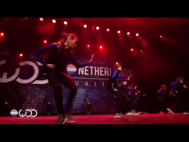 Lil D | Winners Circle | World of Dance Netherlands Qualifier 2016 | WODNL16