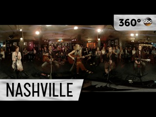 Lennon and Maisy Stella Sing A Life That's Good - Nashville (360 Video)