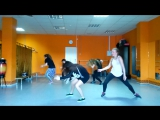 Dancehall choreo by Janna group1