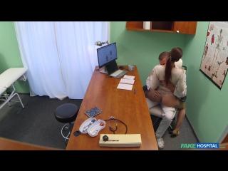 [FakeHospital_FakeHub] Caroline Ardolino - Doctor gets sexy patients pussy wet [