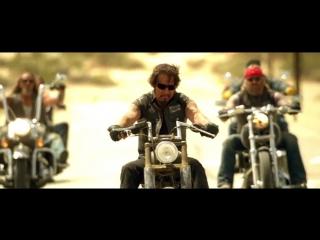 Мото фильм для вечернего просмотра 2008 Hell Ride («Адская поездка»). США