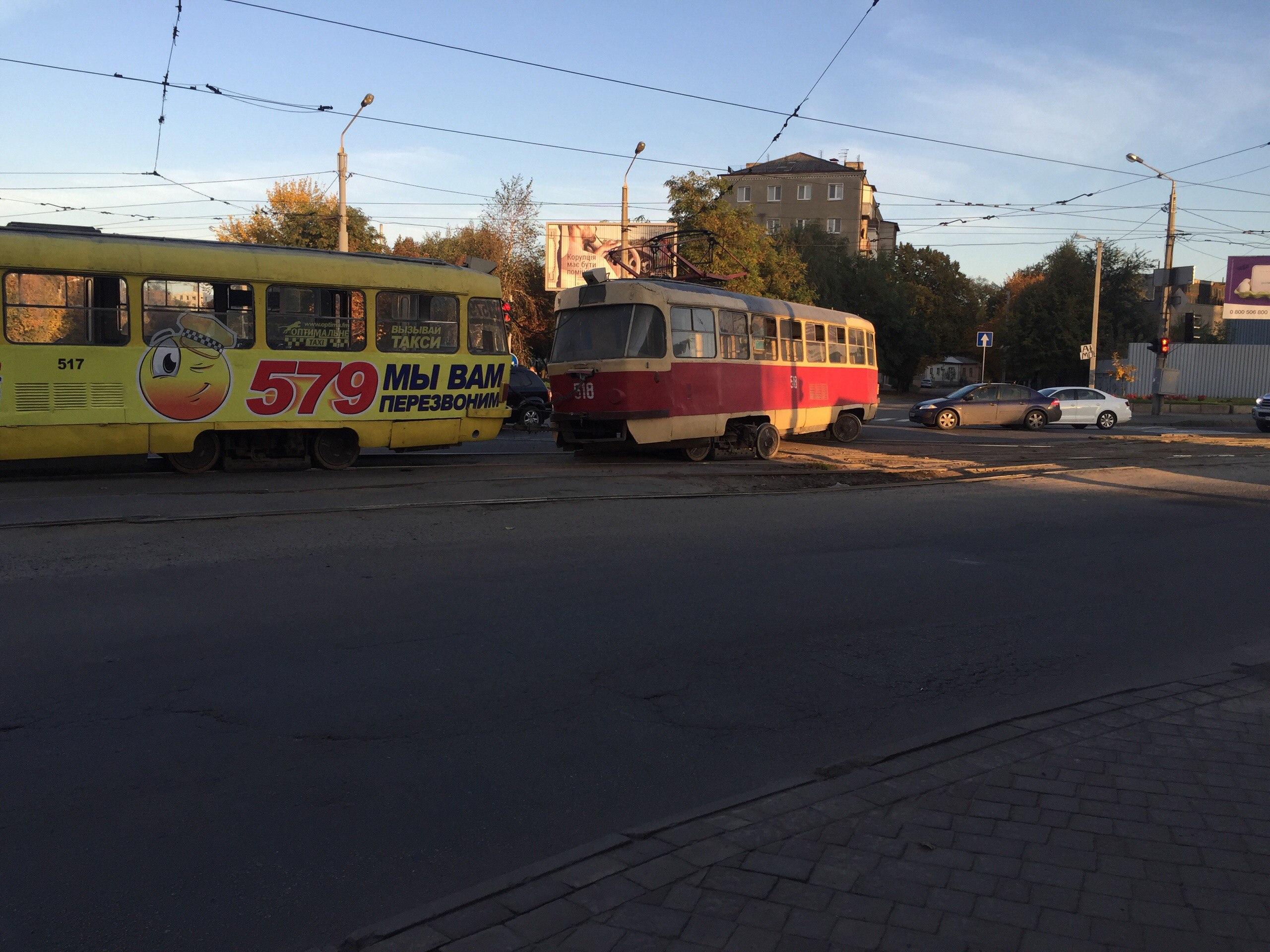 В Харькове случился очередной «дрифт»