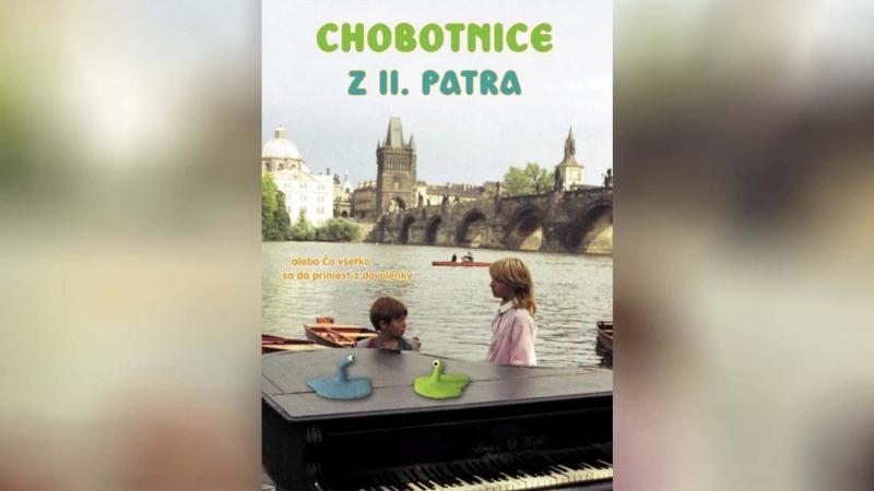 Осьминожки со второго этажа (1987) | Chobotnice z druh