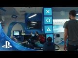 Демозона PlayStation VR в Центральном Детском Магазине на Лубянке