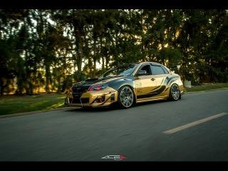 Subaru STI on ACE Driven