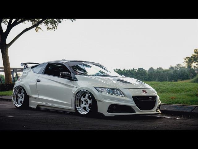 Honda CR-Z (Edward Gallagher) SSID Media