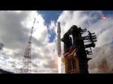 Минобороны РФ опубликовало кадры масштабных пусков космических ракет