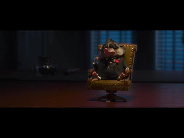 The Godfather (зверополис)