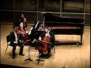 Beethoven Kakadu Variations Op 121a trio for piano violin and cello Ich bin der Schneider Kakadu