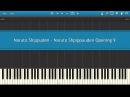 Naruto Shpippuuden - Opening 9 Piano Tutorial Synthesia